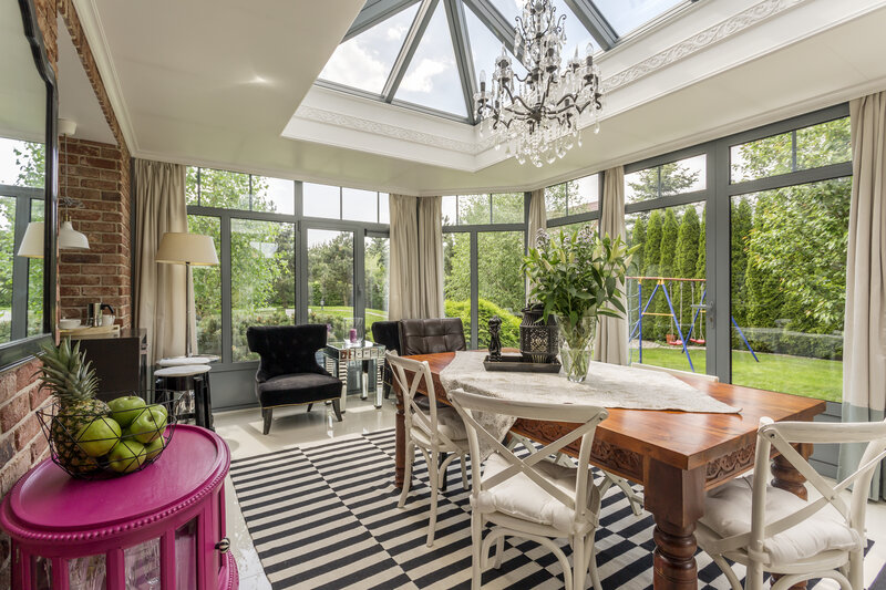 Contemporary Conservatories Mansfield Nottinghamshire Clear Conservatories Mansfield Call 01623 362061