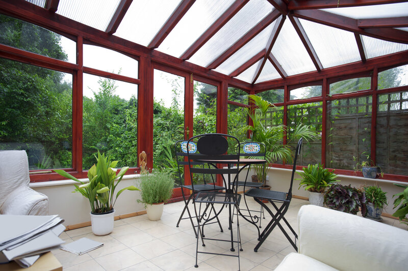 Conservatory Roof Conversion In Mansfield Nottinghamshire Clear Conservatories Mansfield Call 01623 362061