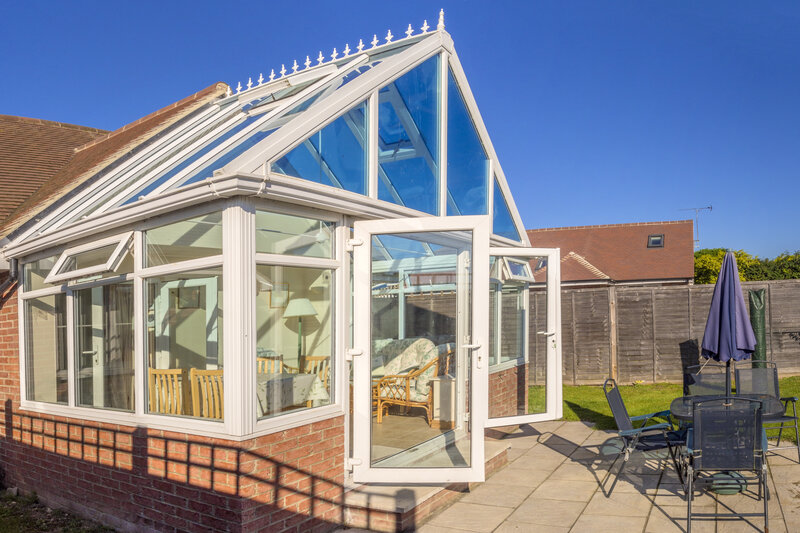 Glass Conservatory In Mansfield Nottinghamshire Clear Conservatories Mansfield Call 01623 362061