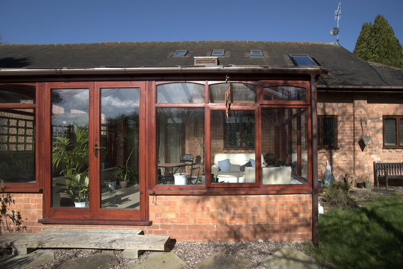 Solid Roof Conservatories In Mansfield Nottinghamshire Clear Conservatories Mansfield Call 01623 362061