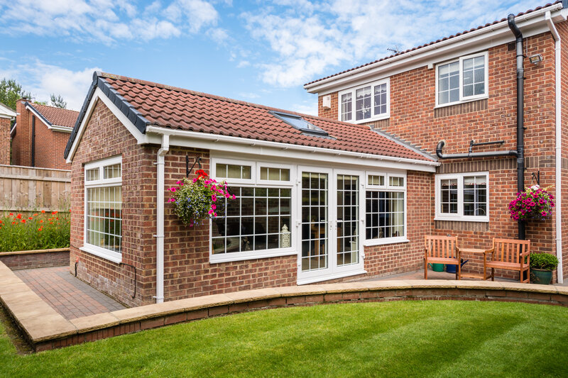 Tiled Conservatory Roofs Mansfield Nottinghamshire Clear Conservatories Mansfield Call 01623 362061